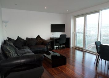Thumbnail 1 bed flat to rent in Meridian Tower, Trawler Road, Swansea
