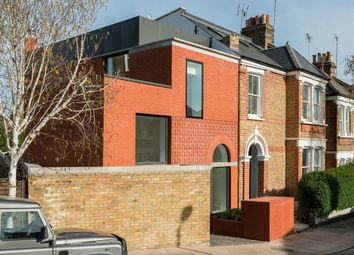 Thumbnail 3 bed end terrace house for sale in St. Aidan's Road, London