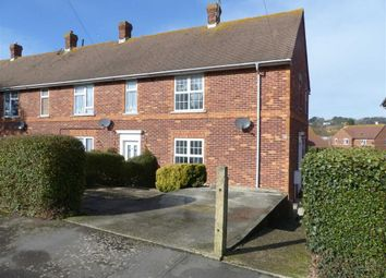 Thumbnail 2 bed end terrace house for sale in Dover Road, Weymouth, Dorset