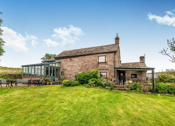 Thumbnail 3 bed detached house for sale in Upper Hulme, Leek, Staffordshire