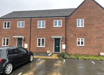 Thumbnail 3 bed terraced house for sale in Minsmere Close, Spalding