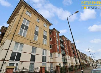 Thumbnail 1 bed flat for sale in Dickens Court, Margate