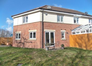 Thumbnail 3 bed semi-detached house for sale in Tudor Court, Draycott, Derby