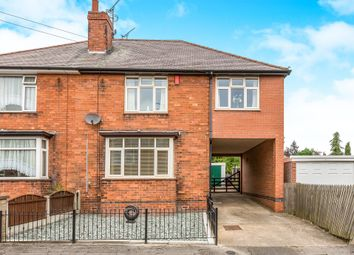 Thumbnail 4 bed semi-detached house for sale in Springfield Avenue, Loscoe, Heanor