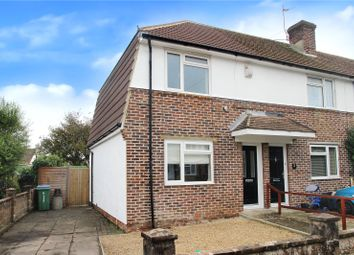 Thumbnail 2 bed end terrace house for sale in Conbar Avenue, Rustington, West Sussex