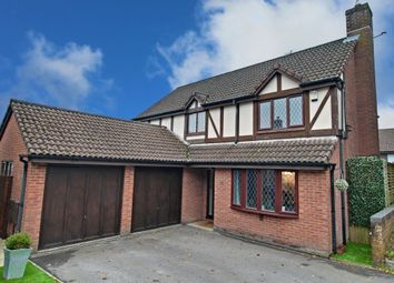 4 bed detached house for sale in Majestic Road, Basingstoke RG22