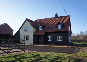 Thumbnail 4 bed detached house to rent in The Street, Assington, Sudbury, Suffolk