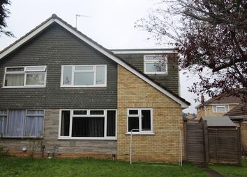 Thumbnail 4 bed semi-detached house for sale in Drayton Close, Hengrove, Bristol