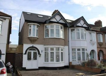 Thumbnail 4 bed end terrace house for sale in Bawdsey Avenue, Ilford