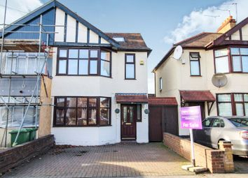 Thumbnail 4 bed semi-detached house for sale in Canfield Road, Woodford Green