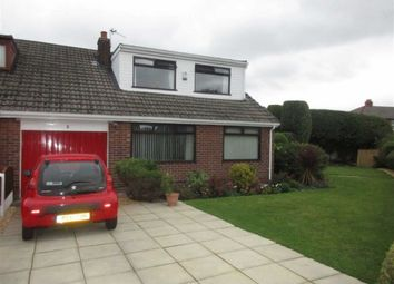 Thumbnail 3 bed semi-detached house for sale in Warlow Drive, Leigh