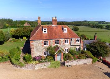 Thumbnail 5 bed farmhouse for sale in Rowlands Lane, Havenstreet, Isle Of Wight