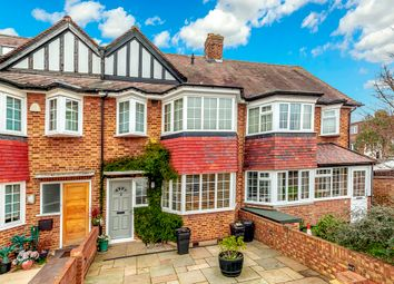 Thumbnail 3 bed terraced house for sale in Langham Gardens, Ham, Richmond