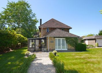Thumbnail 3 bed detached house for sale in Church Mead, Lymington, Hampshire