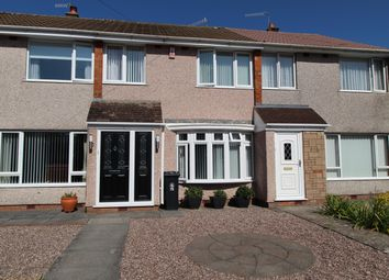 Thumbnail 3 bed terraced house for sale in Eastnor Road, Whitchurch, Bristol