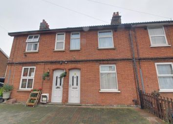 Thumbnail 3 bed terraced house to rent in Cromer Road, Ipswich