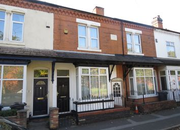 Thumbnail 3 bed terraced house for sale in Stockland Road, Erdington, Birmingham