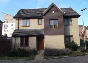 Thumbnail 4 bed detached house to rent in Goodrington Place, Broughton, Milton Keynes, Buckinghamshire