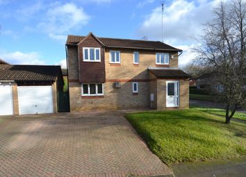 Thumbnail 4 bed detached house for sale in Ten Pines, Southfields, Northampton