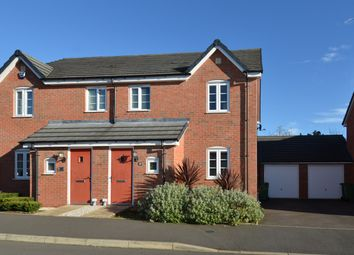Thumbnail 3 bed semi-detached house for sale in Hollington Road, Alvechurch, Birmingham