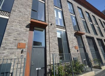 Thumbnail 3 bed terraced house to rent in Olympia Trading Estate, Great Jackson Street, Manchester