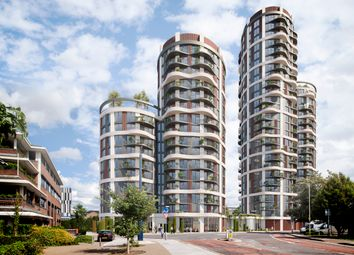 Thumbnail 2 bed flat for sale in Cambridge Road, Barking, Essex