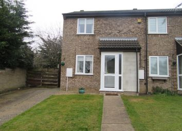 Thumbnail 2 bed end terrace house to rent in Harebell Way, Carlton Colville