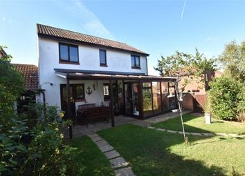 Thumbnail 4 bed detached house for sale in St. Margarets View, Exmouth, Devon