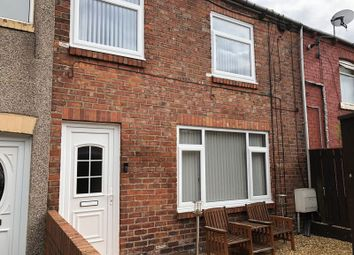 Thumbnail 2 bed terraced house to rent in Myrtle Street, Ashington