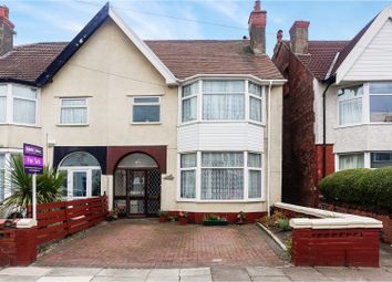 Thumbnail 5 bedroom semi-detached house for sale in Brooke Road West, Brighton Le Sands