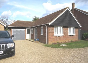 Thumbnail 2 bed detached bungalow for sale in Millfield Road, Barningham, Bury St. Edmunds