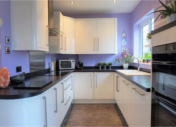 Thumbnail 4 bed detached house for sale in Beaumont Road, Petts Wood