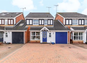 Thumbnail 3 bed link-detached house for sale in Basildon Close, Byewaters, Watford