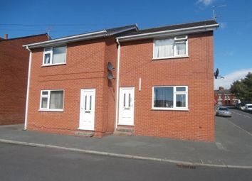 Thumbnail 1 bed flat to rent in Garstang Road South, Wesham, Preston
