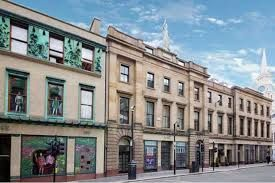 Thumbnail 3 bed flat to rent in Ingram Street, City Centre, Glasgow