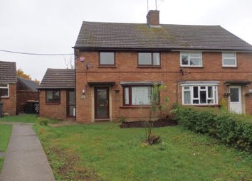 Thumbnail 3 bed semi-detached house to rent in Gold Street, Riseley