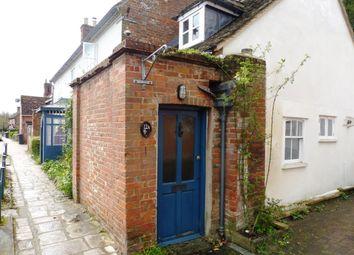 Thumbnail 1 bed flat to rent in Church Lane, Botley, Southampton