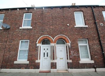 Thumbnail 2 bed terraced house to rent in Graham Street, Carlisle
