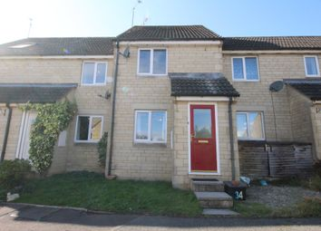 Thumbnail 2 bed terraced house for sale in Charter Road, Chippenham