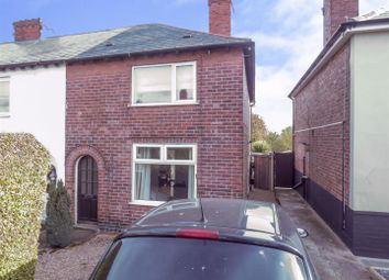 Thumbnail 2 bed town house for sale in Victor Crescent, Sandiacre, Nottingham