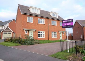 Thumbnail 4 bed town house for sale in Oakvale Road, Liverpool