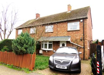 Thumbnail 3 bed semi-detached house for sale in Church Road, Pytchley, Kettering
