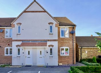 Thumbnail 3 bed end terrace house for sale in Clover Court, Yaxley, Peterborough, Cambridgeshire