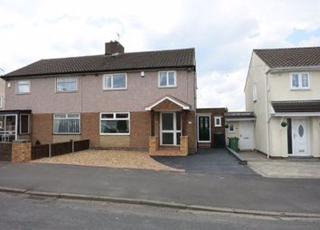 Thumbnail 3 bed semi-detached house to rent in Furlongs Road, Dudley