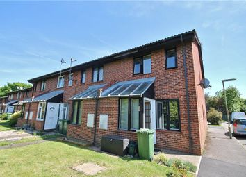 Thumbnail 1 bed end terrace house for sale in Kelly Close, Shepperton, Middlesex