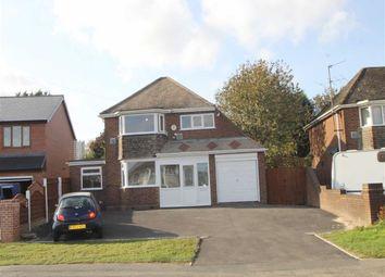 Thumbnail 3 bedroom detached house for sale in Oldbury Road, Rowley Regis