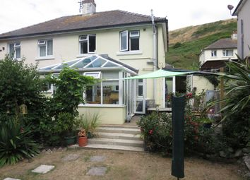 Thumbnail 3 bed semi-detached house for sale in Tillycombe Road, Portland