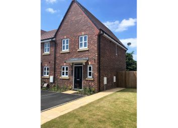 Thumbnail 2 bed semi-detached house for sale in Holst Gardens, Northwich