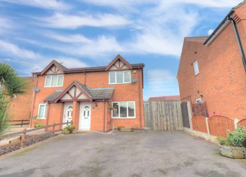 Thumbnail 3 bed semi-detached house for sale in Glenmore Drive, Stenson Fields, Derby