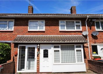 Thumbnail 3 bed terraced house for sale in Selham Close, Ifield
